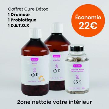 COFFRET CURE DETOX