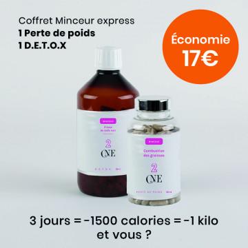 COFFRET MINCEUR EXPRESS